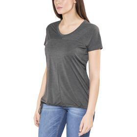Haglöfs Ridge II - T-shirt manches courtes Femme - gris